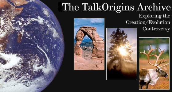 The Talk.Origins Archive
